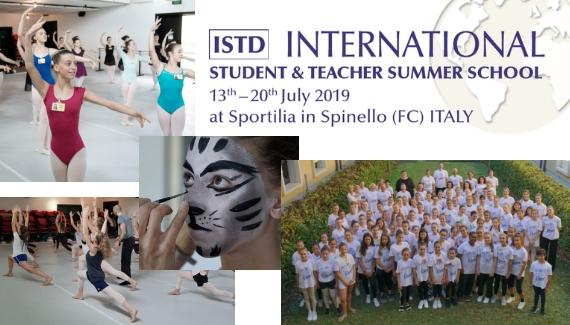 INTERNATIONAL STUDENT & TEACHER SUMMER SCHOOL