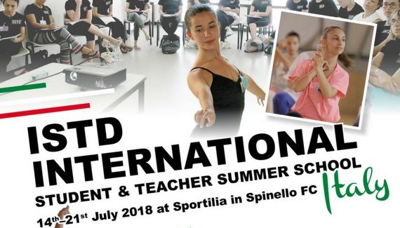 INTERNATIONAL STUDENT & TEACHER SUMMER SCHOOL, 14th - 21st July 2018